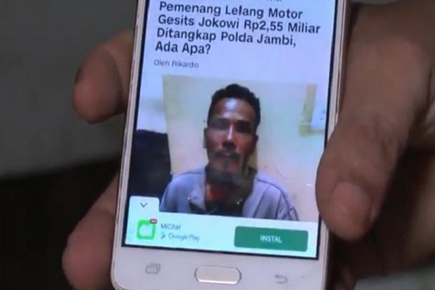 M Nuh, Pemenang Lelang Motor Listrik Jokowi yang Bikin Heboh