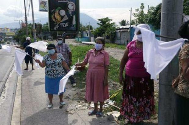 Lockdown, Warga Guatemala dan El Salvador Terancam Kelaparan
