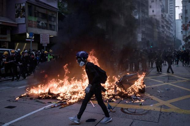 Otoritas China Siap Berlakukan UU Keamanan di Hong Kong