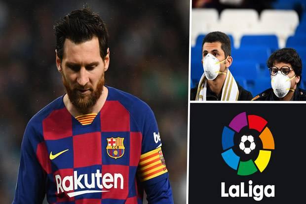 Lanjut atau Tidaknya Kompetisi Liga Spanyol Ditentukan oleh Otoritas Kesehatan