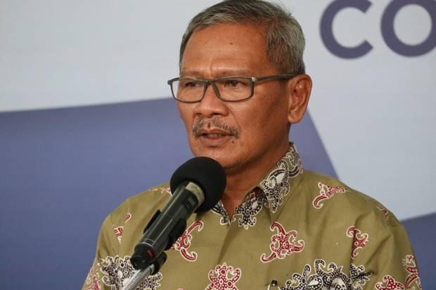 Pemerintah Sebut 239.740 Spesimen Corona Telah Diperiksa