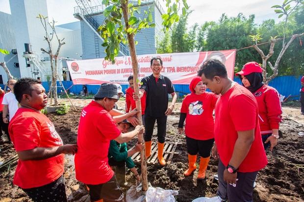 PDIP Surabaya: Tak Bersalaman Tetap Saling Memafkan di Hari Fitri
