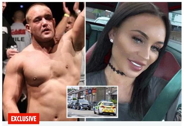 Sadis! Bekas Petarung MMA Bunuh Ibu Muda Cantik di Depan Anaknya