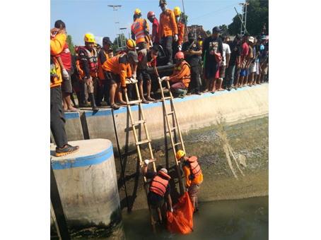 Tenggelam di Saluran Irigasi, Bocah 9 Tahun Meninggal