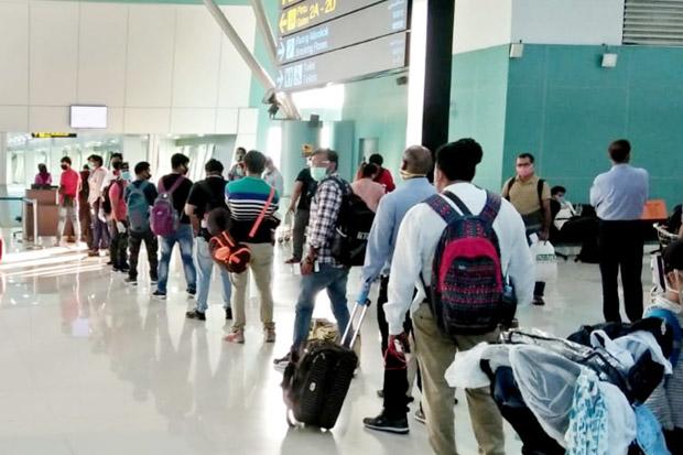India Evakuasi Hampir Seribu Warganya dari Indonesia akibat Corona