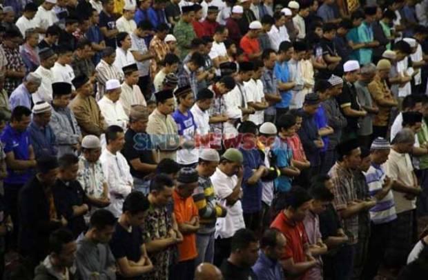 Dewan Ingatkan Aparat Jangan Ada Pembubaran Salat Idul Fitri