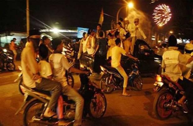 Polisi Ancam Proses Hukum Warga yang Nekat Takbiran Keliling