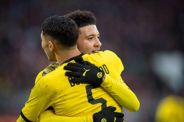 Pelatih Dortmund Enggak Bisa Beri Jaminan Sancho Tampil Lawan Muenchen