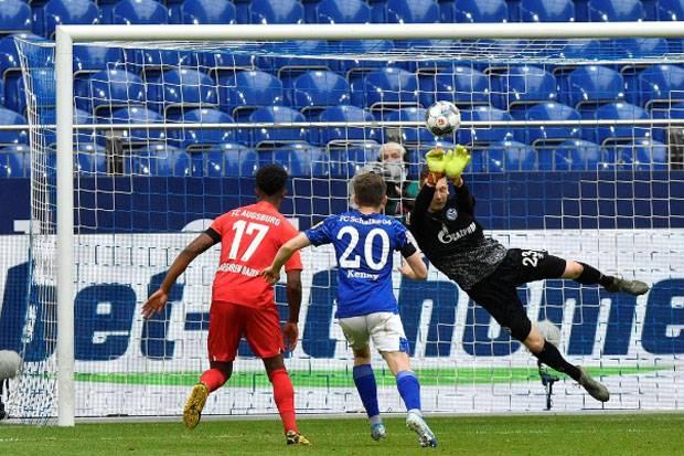 Krisis Schalke Kian Dalam Setelah Digunduli Augsburg