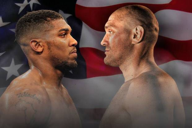 Tyson Fury Janji Suguhkan Duel Terdahsyat Lawan Anthony Joshua