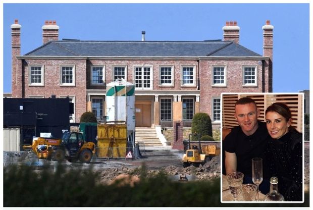 Sempat Diprotes Warga, Gudang Anggur Rooney Akhirnya Selesai Dibangun