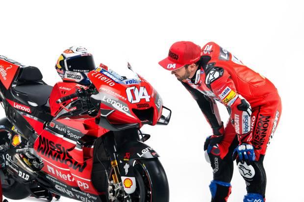 Agostini Enggak Rela Dovi Kehilangan Kursi di Ducati Tahun Depan