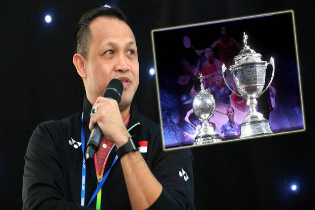 Cerita Kedigdayaan Bulu Tangkis Indonesia Kuasai Piala Thomas