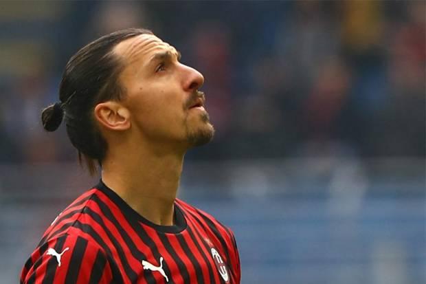Cedera Serius, Karier Ibrahimovic Kemungkinan Berakhir di Milan