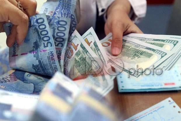 Rupiah di Awal Sesi Merayap Naik Saat Dolar AS Tergelincir