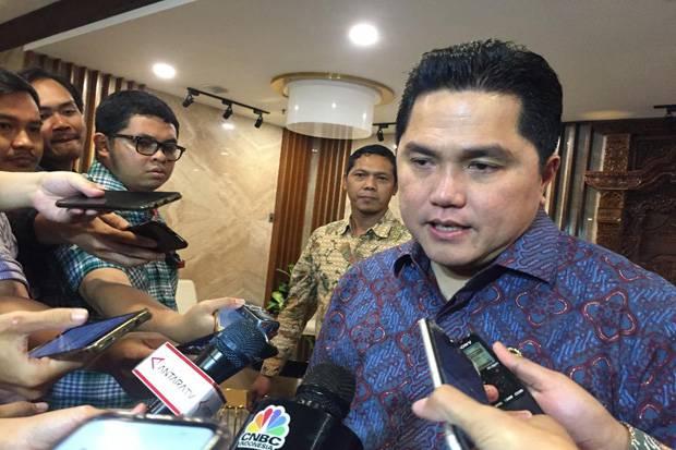 Akumindo Apresiasi Erick Thohir Libatkan UMKM di Proyek Pemerintah