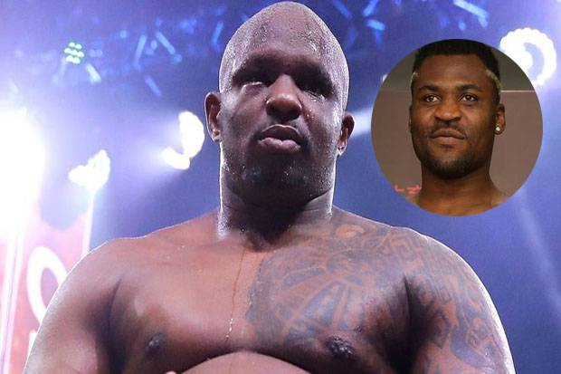 Whyte Serang Monster KO UFC: Ngannou, Kamu Pengecut seperti Wilder