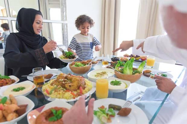 5 Langkah Mudah Menjaga Tubuh Tetap Sehat Usai Perayaan Lebaran