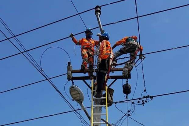 Konsumsi Listrik Lebaran Capai 523.331 MWh