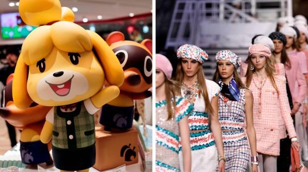 Fashion Show Virtual Animal Crossing untuk Pertama Kalinya Digelar