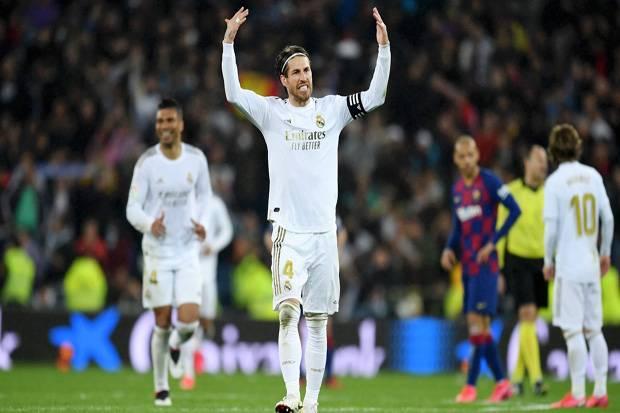 Liga Spanyol Musim ini Dibatalkan jika Real Madrid Berada di Puncak Klasemen