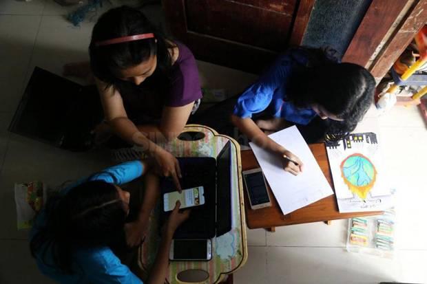 Corona Belum Tuntas, Ikatan Dokter Sarankan Siswa Tetap Belajar di Rumah