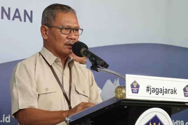 Achmad Yurianto: Kenaikan Kasus COVID-19 Tertinggi Ada di Jawa Timur