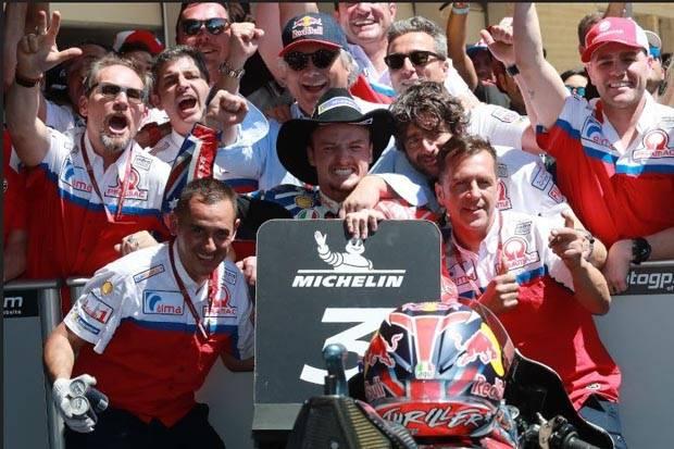 Pramac Ducati Bangga Jack Miller Promosi ke Tim Pabrikan