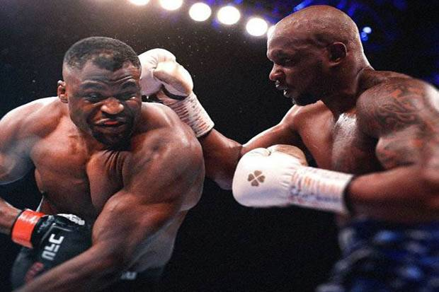 Duel Whyte vs Ngannou Lebih Brutal ketimbang Mayweather vs McGregor