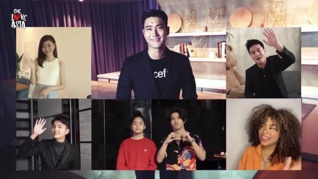 One Love Asia Sukses Kumpulkan Para Seleb Asia untuk Galang Donasi