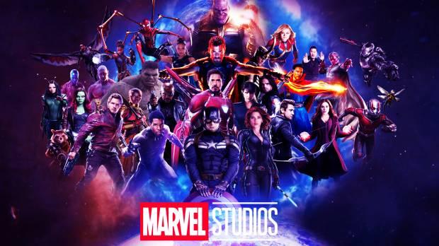 Ini 5 Jagoan Paling Banyak Muncul dalam Marvel Cinematic Universe