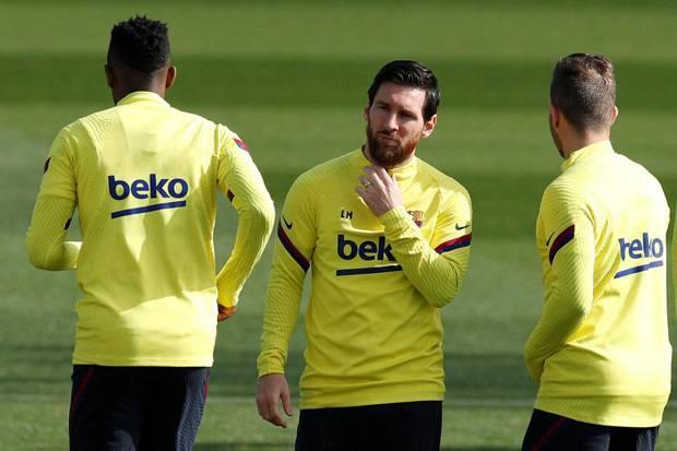 Ini Kecemasan Lionel Messi Ketika La Liga Digelar Tanpa Penonton