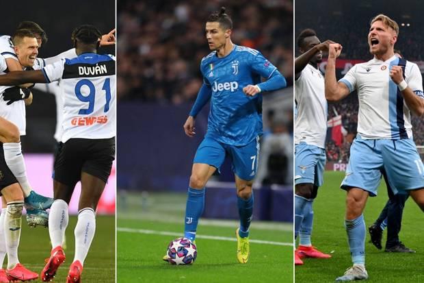Serie A Kembali Bergulir, Klub-klub Siap Cetak Rekor Baru
