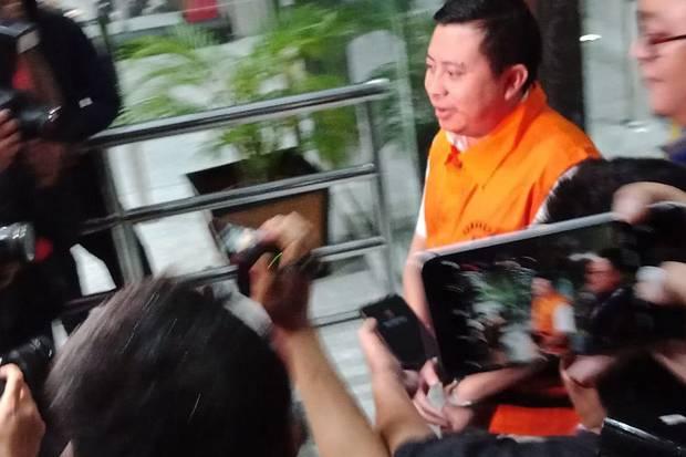 Divonis 1 Tahun 8 Bulan Penjara, Kader PDIP Saeful Bahri Pasrah