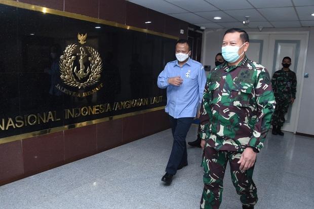 TNI AL Bersama KKP Berkomitmen Tegakkan Hukum di ZEE Indonesia