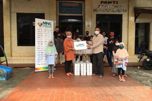MNC Peduli Bersama Produser Pangan Asia Berbagi dengan Panti Asuhan