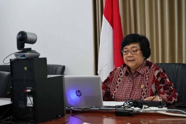 Menteri LHK Nilai Pemda Berperan Penting Atasi Perubahan Iklim