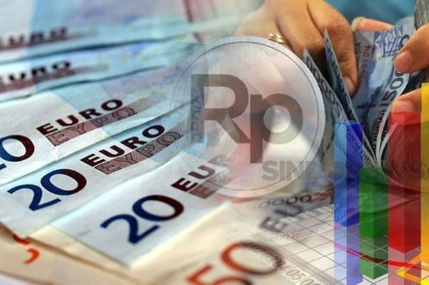 Kurs Rupiah Ditutup Naik ke Rp14.610/USD Saat Euro Melesat