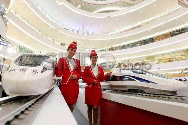 Proyek Kereta Cepat Jakarta-Bandung Akan Berlanjut hingga Surabaya