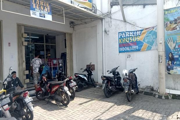 Minimarket di Cibaduyut Dibobol Maling, Uang Rp38 Juta Raib