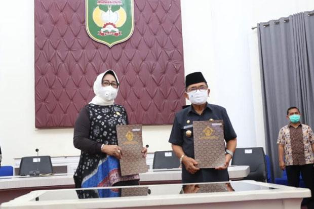 Judas Amir Persembahkan WTP ke-5 untuk Kota Palopo