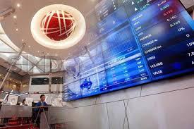 Makin Positif, Sepekan Nilai Kapitalisasi Pasar Naik 4,56%