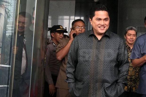 Krakatau Steel Cetak Laba, Erick Thohir Beberkan Kunci Suksesnya