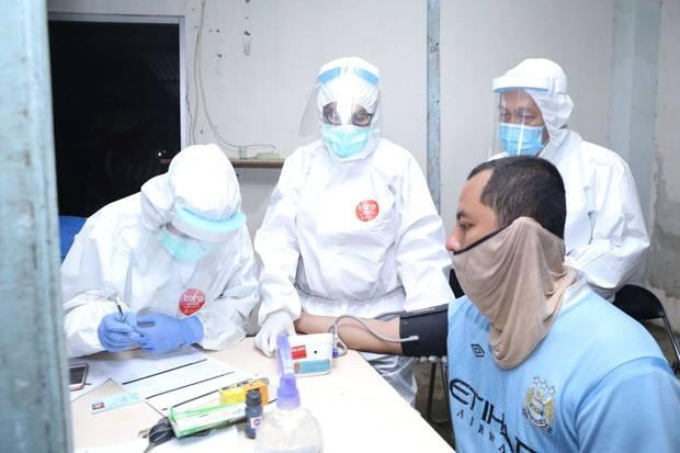 Satu Penderita COVID-19 di Kota Semarang Tulari hingga 11 Orang