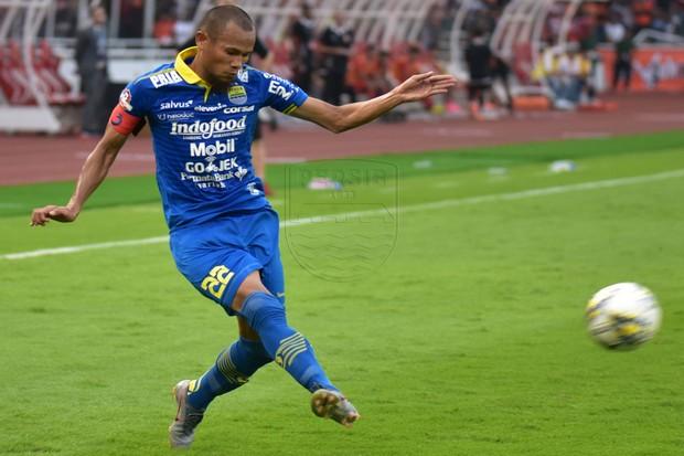 Sambut Kenormalan Baru, Kapten Persib Berharap Liga 1 Dilanjutkan