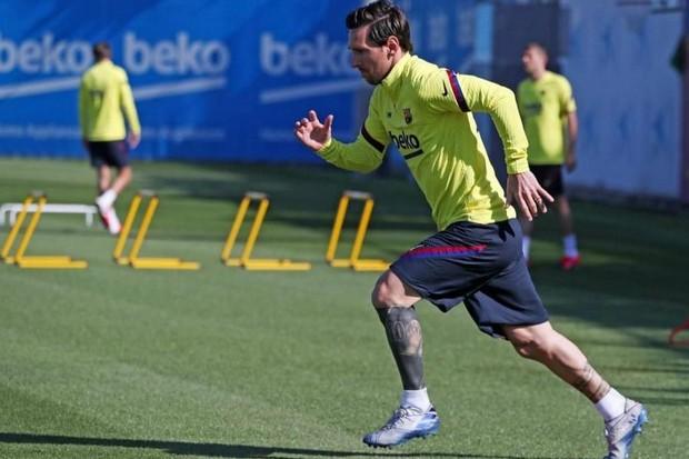 Messi: Sepak Bola dan Kehidupan Tidak Akan Sama Lagi Gara-gara Corona