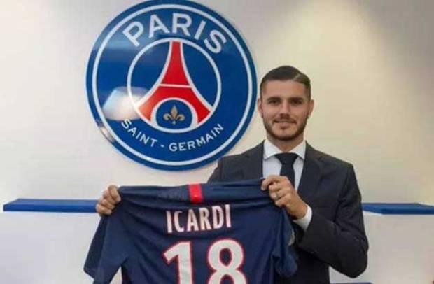 PSG Tebus Icardi dari Inter Milan, Segini Harganya