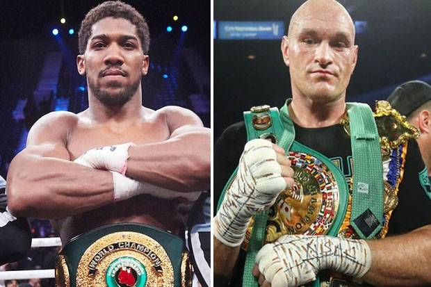 Tyson Fury Sesumbar Hanya Butuh 2 atau 3 Ronde Robohkan Joshua