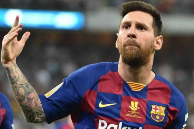 Klausul Keluar dari Barcelona Kedaluwarsa, Messi Bisa Hengkang Gratis