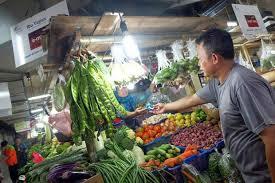 Mendag: Omzet Pedagang Pasar Anjlok 39% Terdampak Covid-19